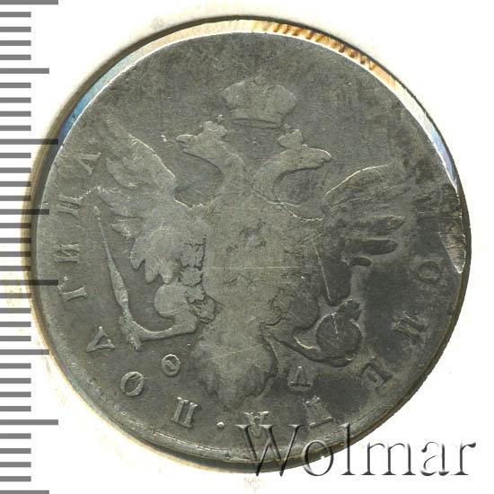 Монета екатерина 2 цена 1779 18 злотых
