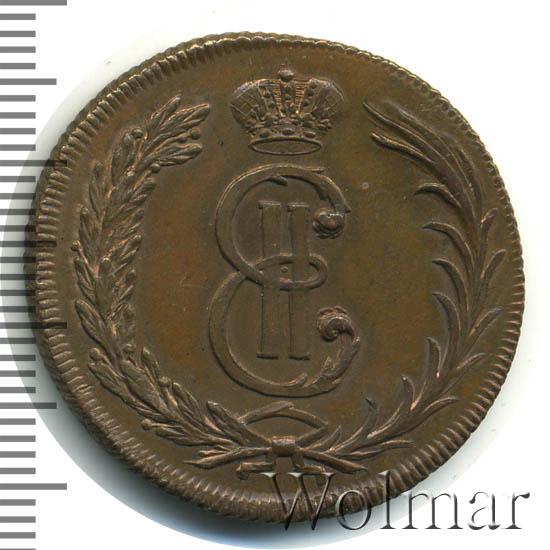 2 копейки 1764 г. Сибирская монета (Екатерина II). Новодел