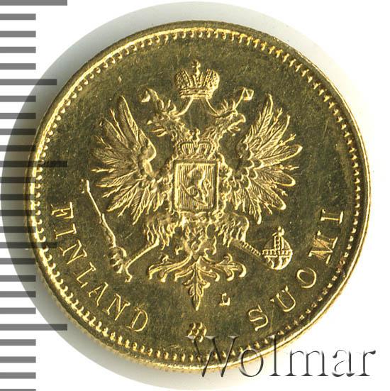 20 марок 1903 г. L. Для Финляндии (Николай II)