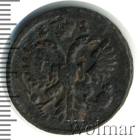 Денга 1735 г. Анна Иоанновна