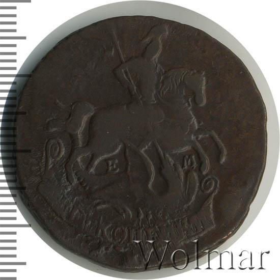 2 копейки 1770 г. ЕМ. Екатерина II.