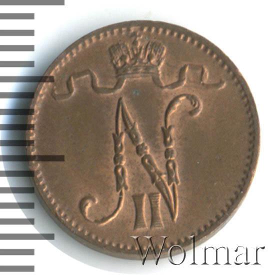 1 пенни 1914 г. Для Финляндии (Николай II)