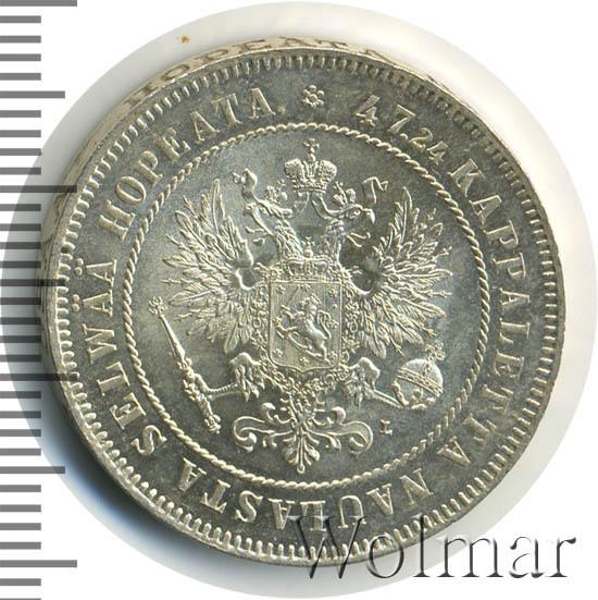 2 марки 1908 г. L. Для Финляндии (Николай II)