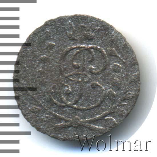 Солид 1761 г. Для Пруссии (Елизавета I)