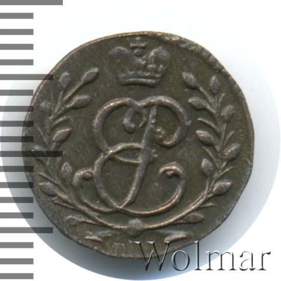 Солид 1760 г. Для Пруссии (Елизавета I).