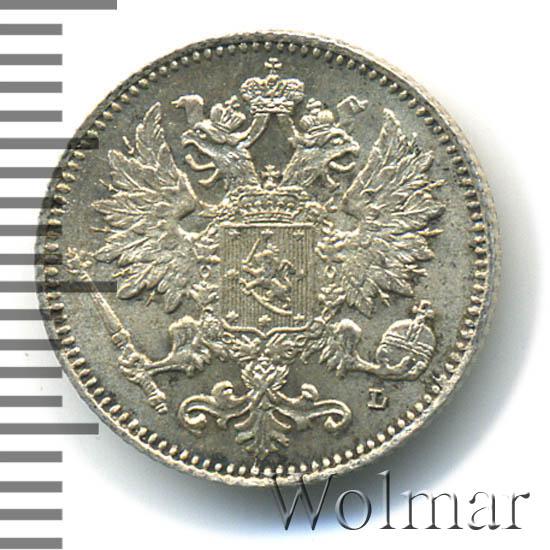 25 пенни 1902 г. L. Для Финляндии (Николай II)