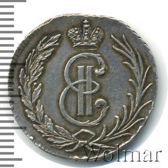 15 копеек 1764 г. ММД. Екатерина II