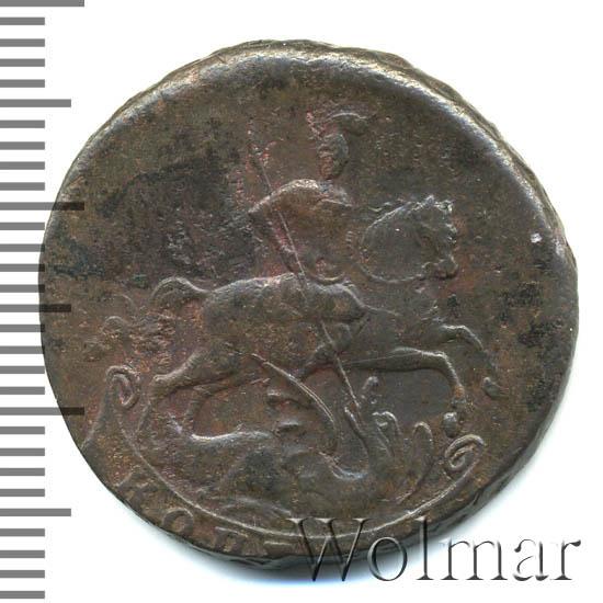 1 копейка 1759 г. Елизавета I.
