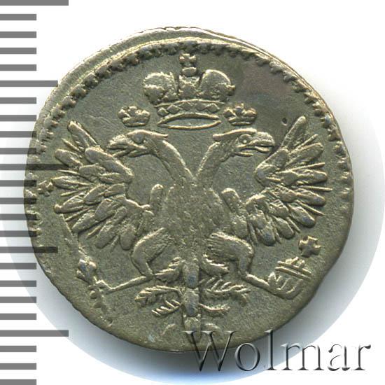 Гривна 1726 г. СПБ. Екатерина I Дата между точек